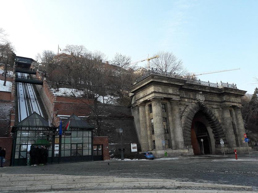 Будапешт Триумфальная арка