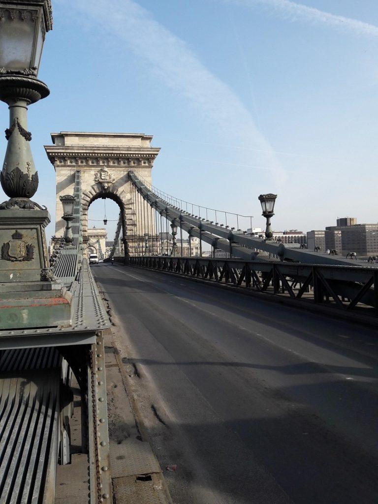 Будапешт зеленый мост
