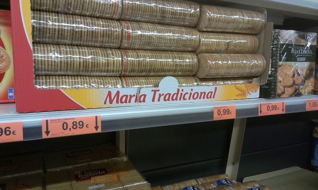 ллорет де мар цены на еду