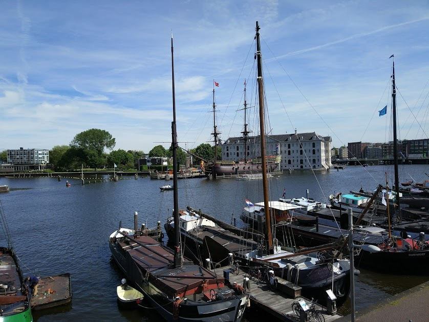 амстердам музей судоходства