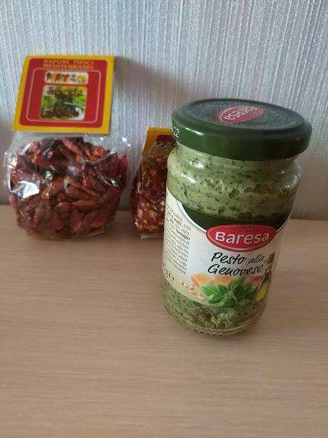 Что привезти из Италии соусы