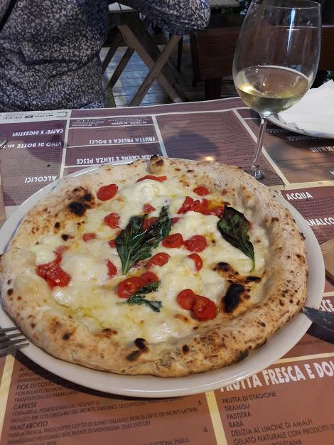 Неаполитанская пицца это