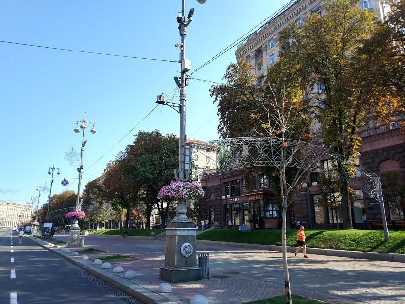 Киев Крещатик фото