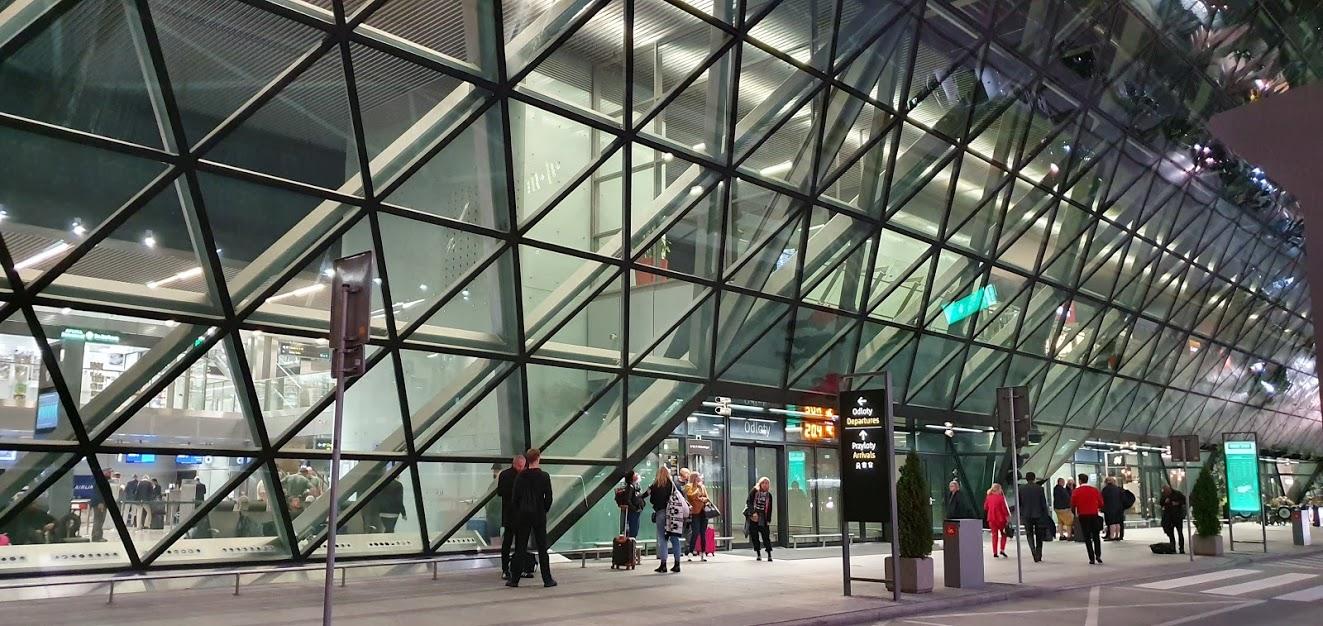аэропорт в кракове фото