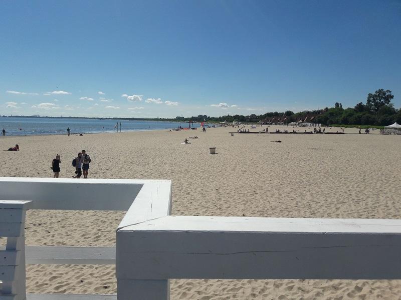 Сопот пляжи