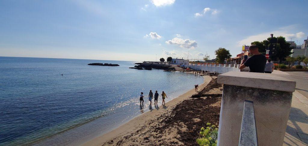 Монополи Италия пляжи
