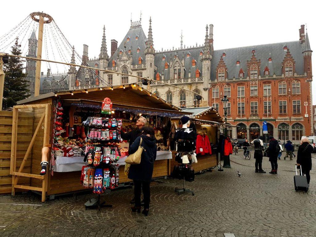 когда начинаются рождественские ярмарки в Европе