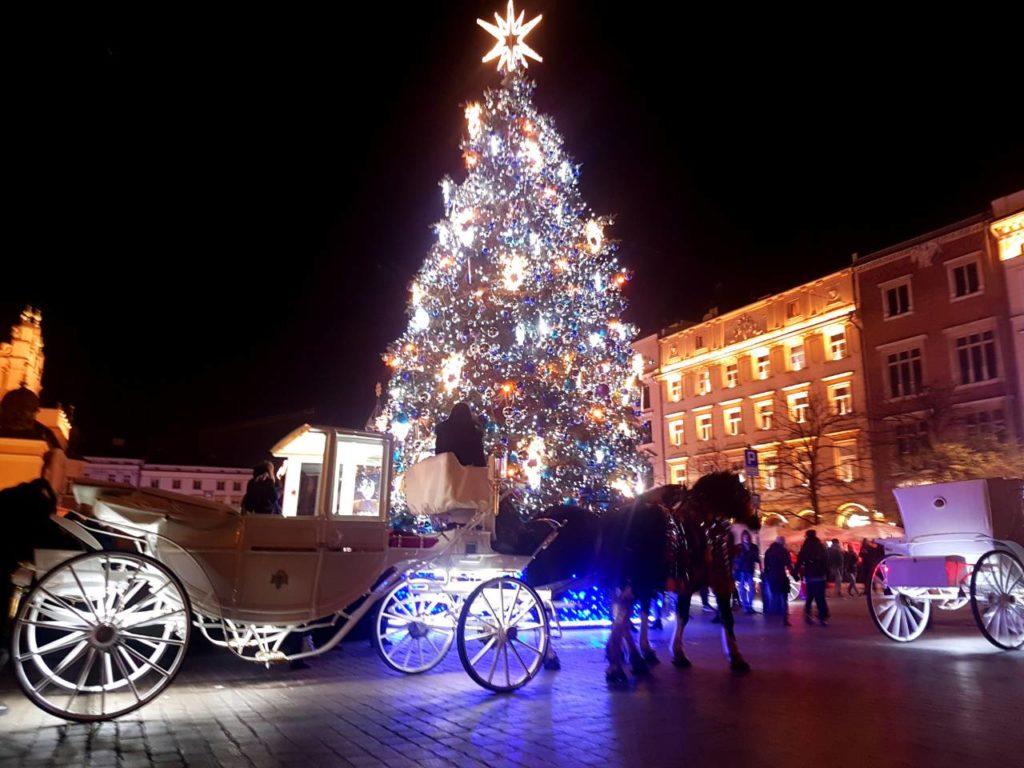 Когда в Европе начинаются рождественские ярмарки