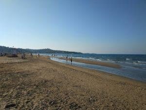 Вьесте пляж