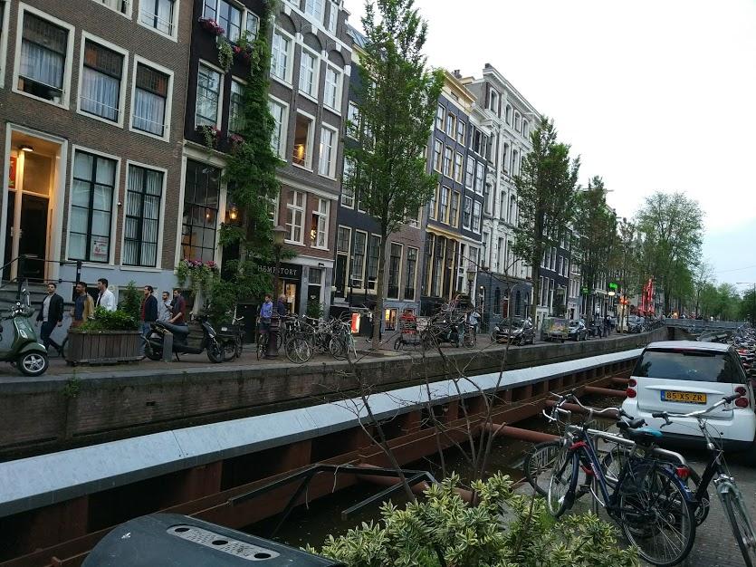 амстердам театр casa rosso