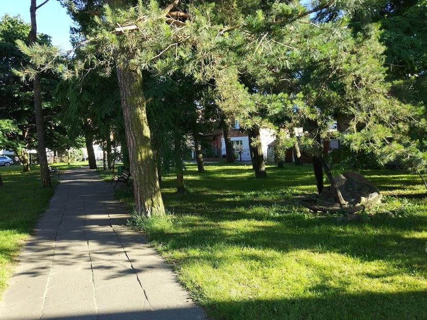 сопот парк