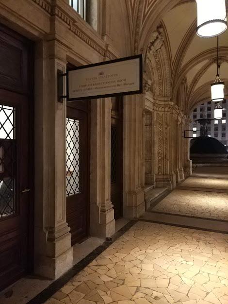 стоячие билеты в венскую оперу