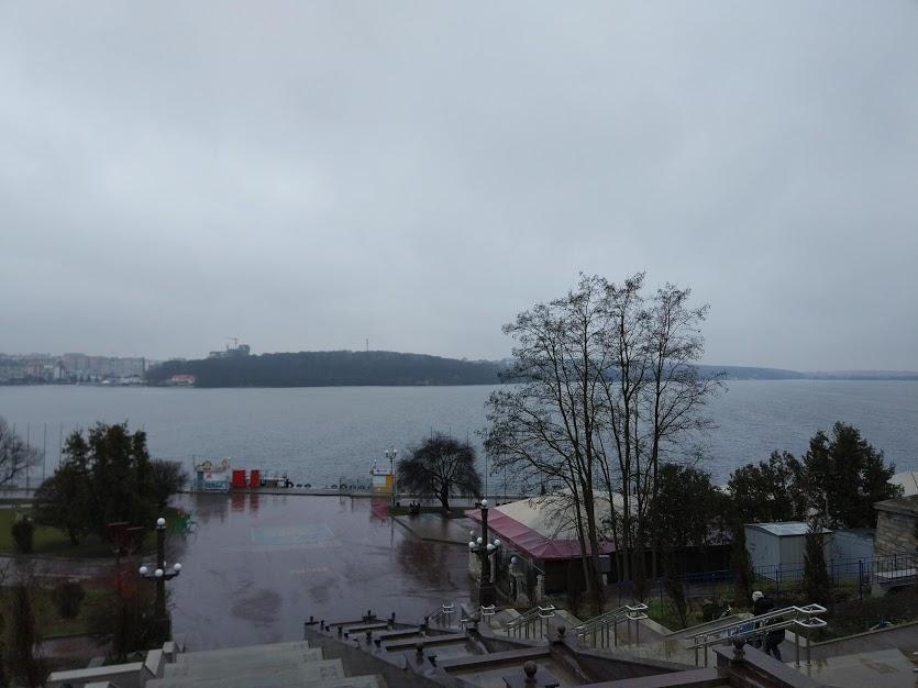 Тернопольское озеро фото