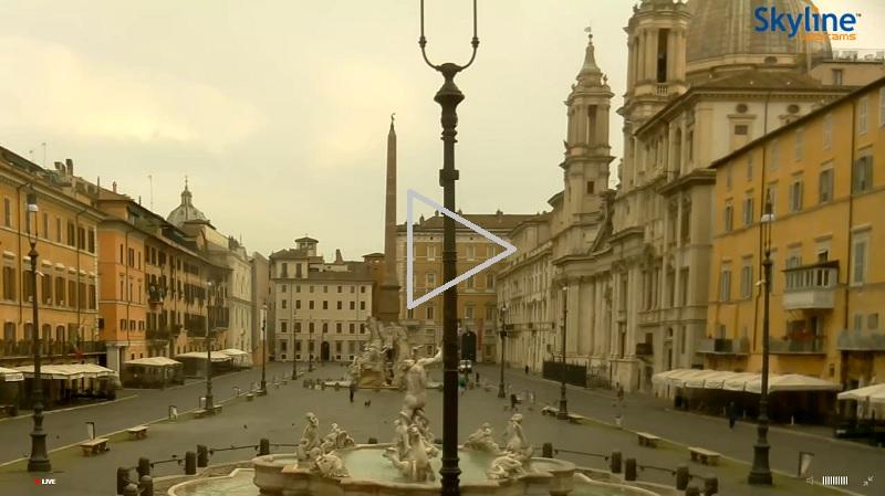 веб камера рим