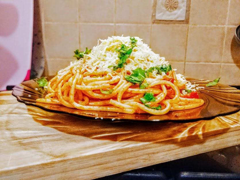спагетти аль денте