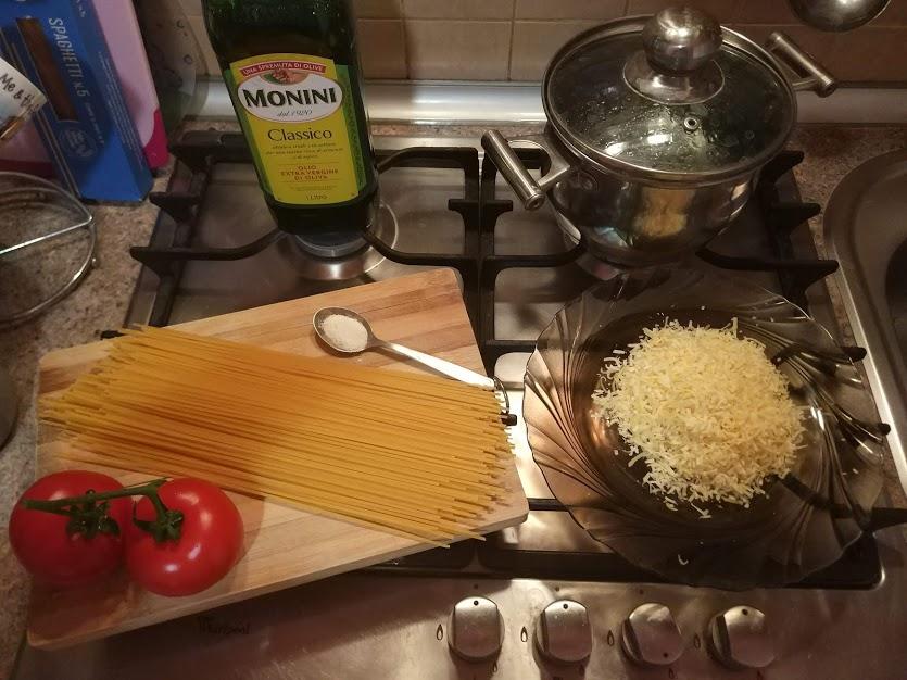 как варить спагетти