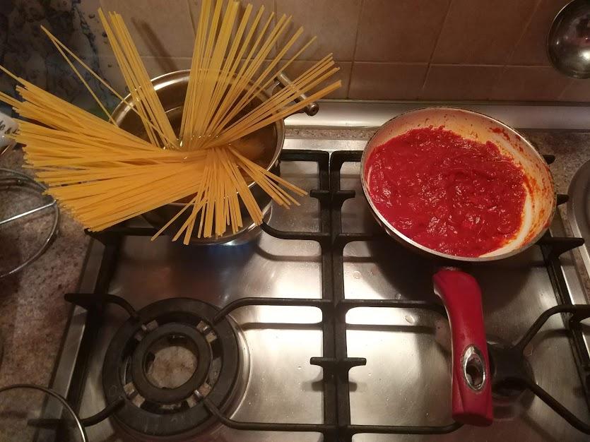 как правильно варить спагетти