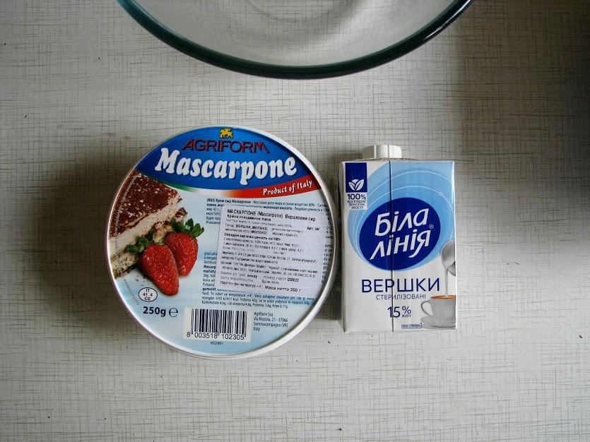 тирамису простой рецепт