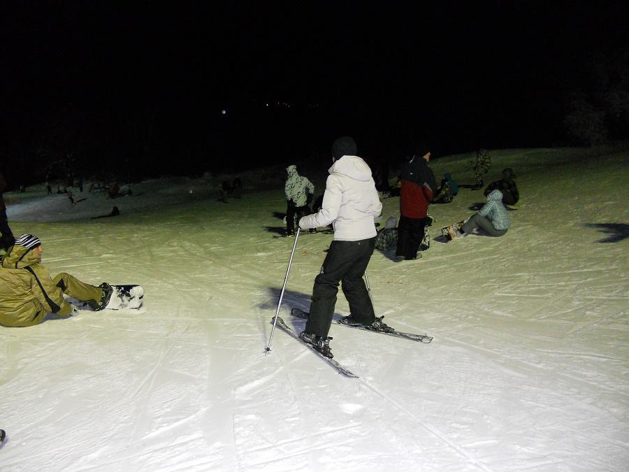 Харьковская Швейцария ночью