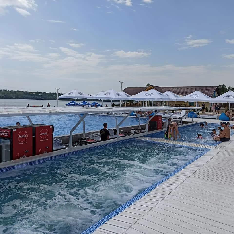 Pool and Beach Запорожье