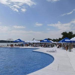 Pool and Beach в Запорожье