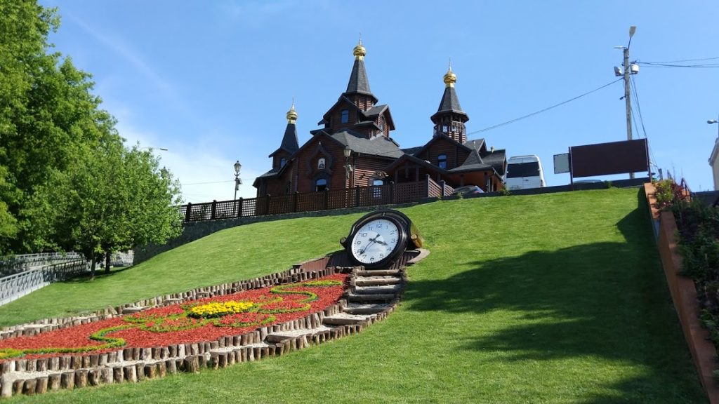 Саржин Яр церковь
