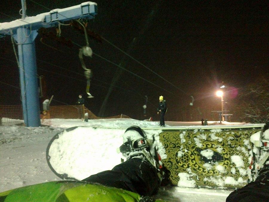 где можно покататься на лыжах в Харькове