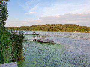 куда поехать в харьковской области на рыбалку