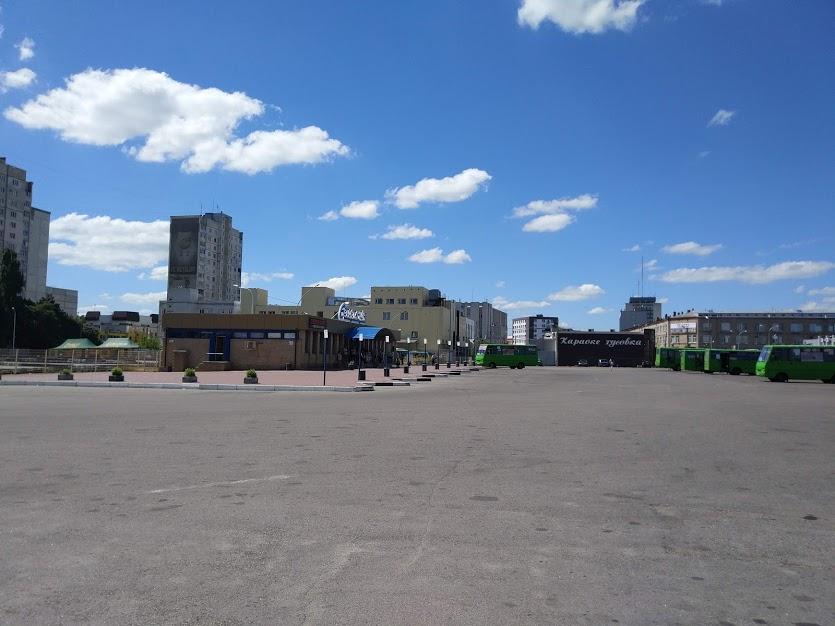 Автостанция Конный рынок