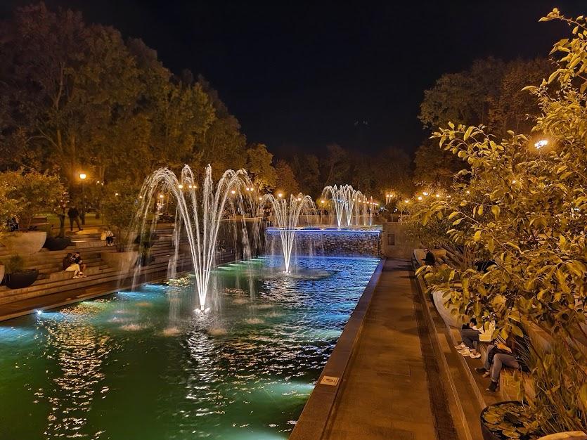 Сад Шевченко Харьков