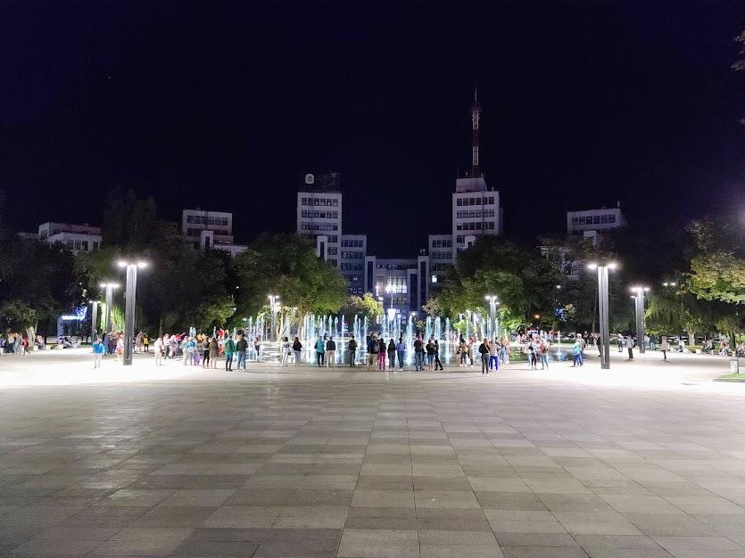 Сухой фонтан Харьков