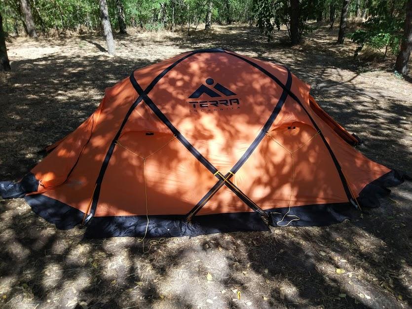гора Пивиха отдых с палатками
