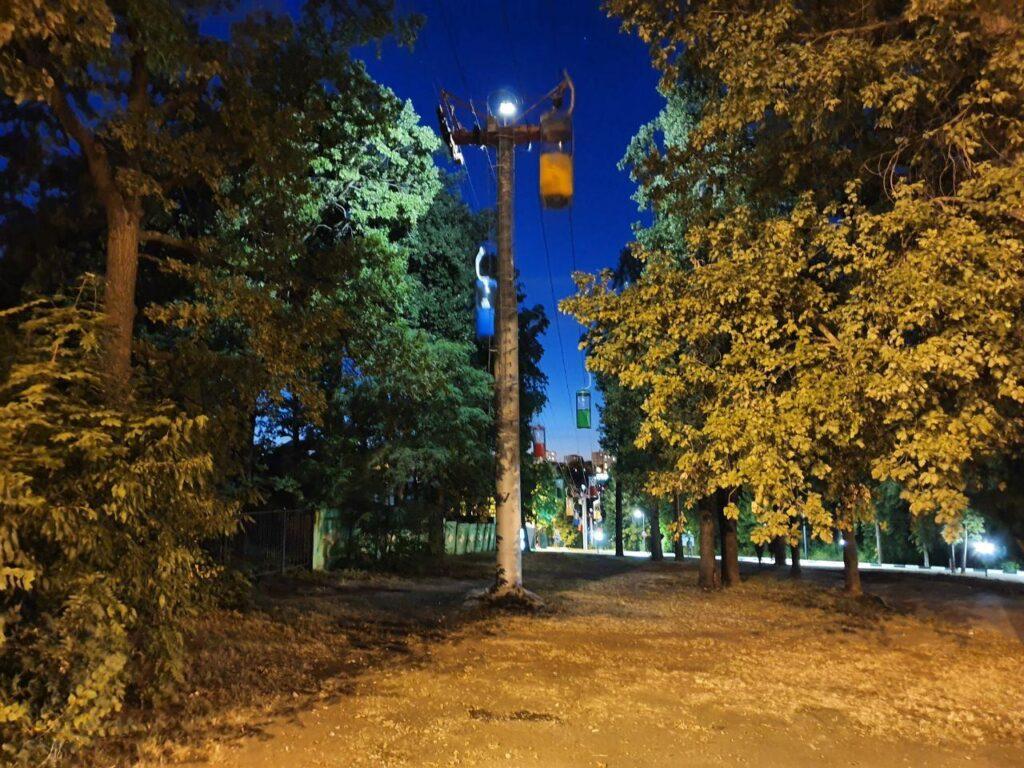Подвесная дорога Харьков фото