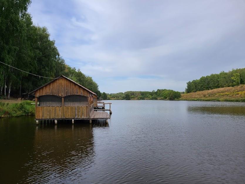 Платная рыбалка Харьковская область