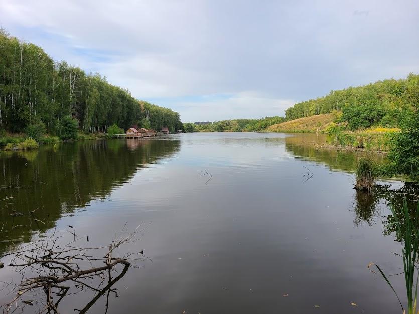 Рыбалка Харьковская область