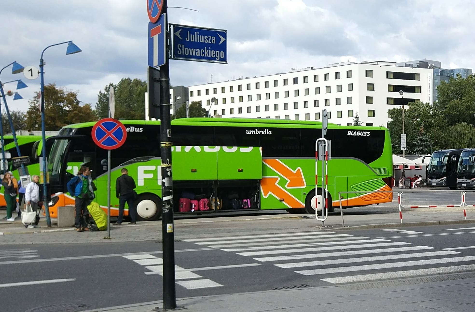 Flixbus новые рейсы из Украины