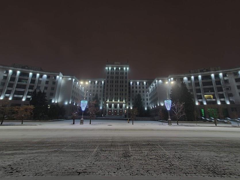 Университет Харьков новый корпус