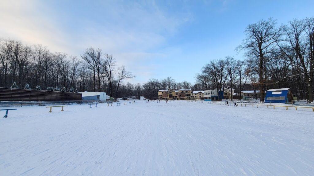 лыжная база Темп