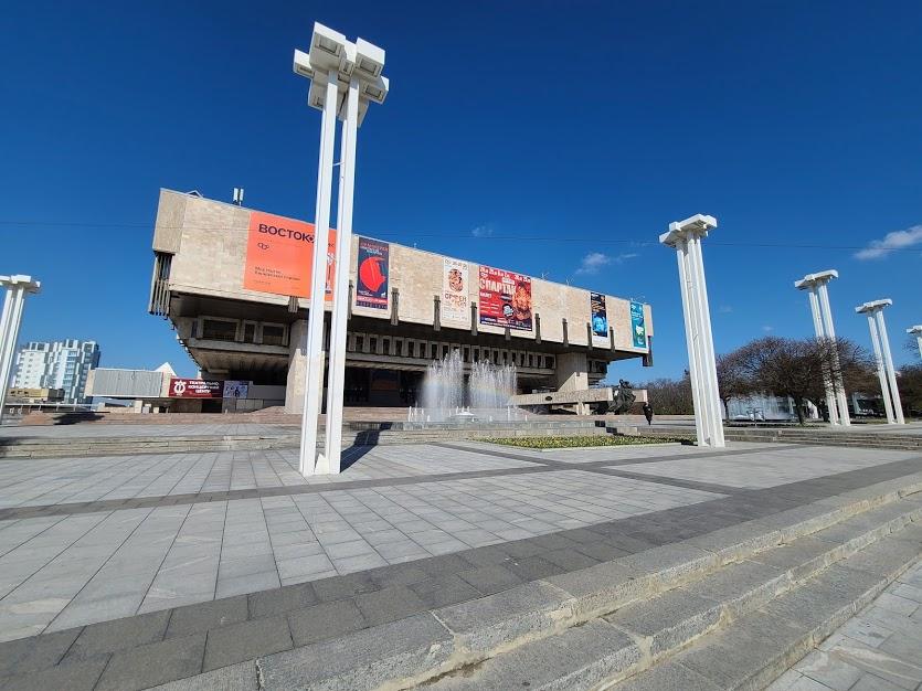 Оперный театр ХАТОБ Харьков