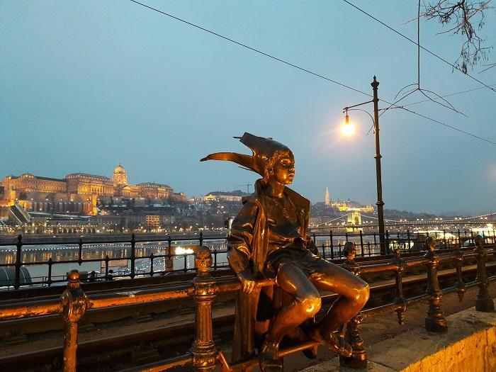 Будапешт отдых зимой