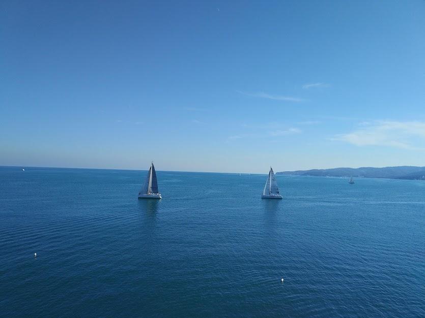 вьесте италия море