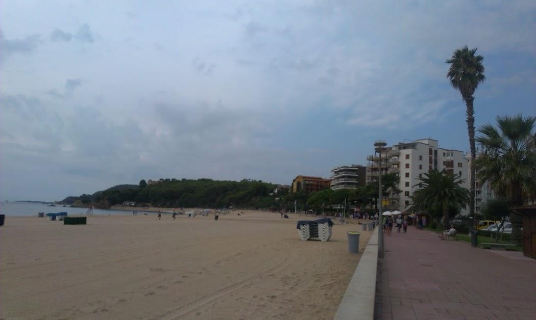фото пляжей Ллорет де Мар