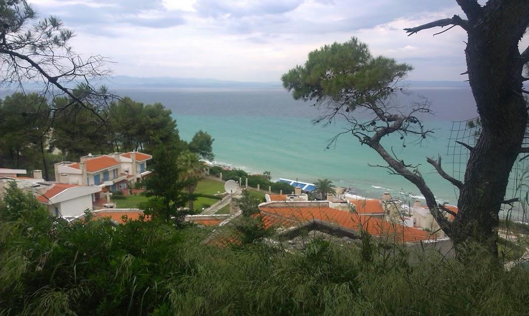 греция погода в мае