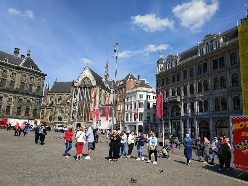 Амстердам фото туристов