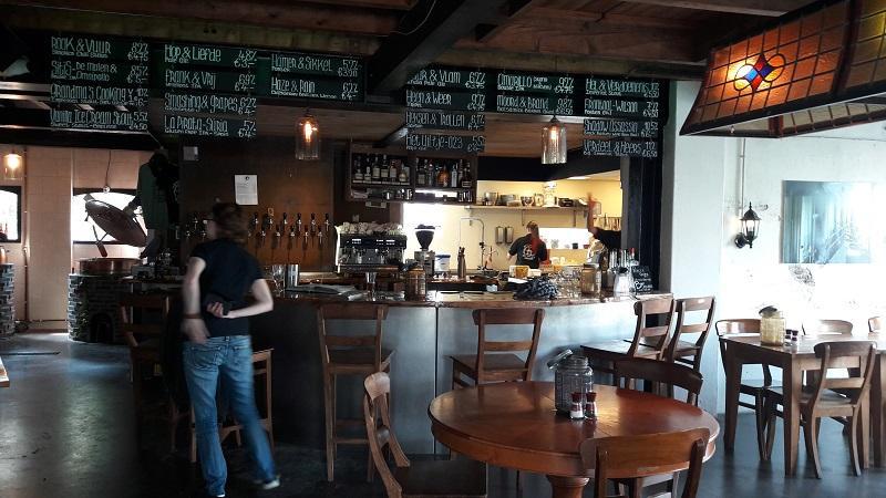 пивоварня де молен