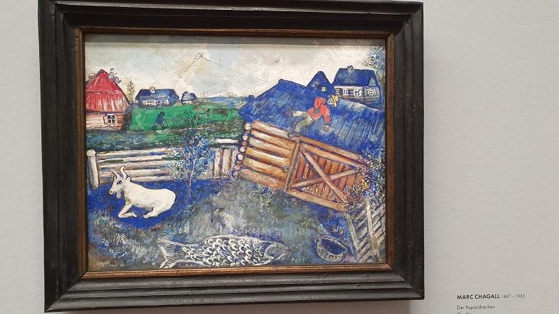 Альбертина музей картины