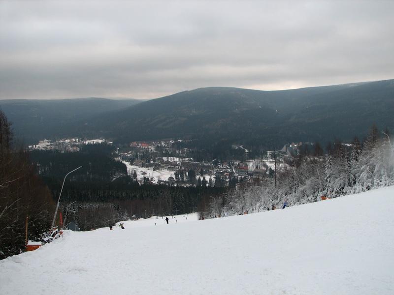 гаррахов чехия горнолыжный курорт