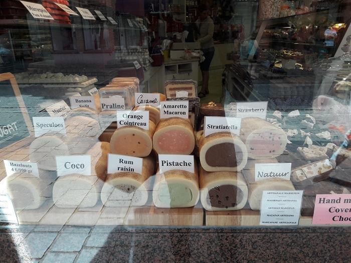 сладости из Бельгии