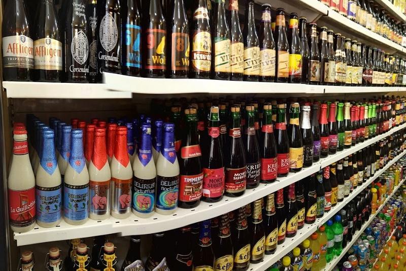 пиво Бельгия